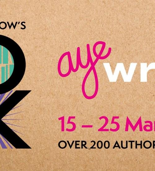 Aye Write! 2018 at Various Glasgow Venues image