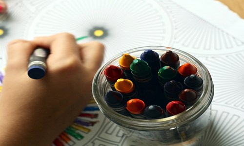Colouring-In Activities