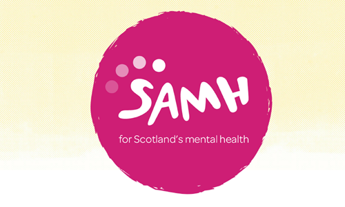 SAMH - 5 Ways to Wellbeing