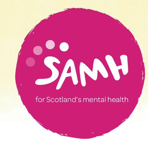SAMH - 5 Ways to Wellbeing