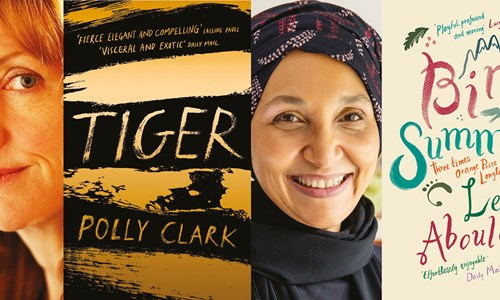 Polly Clark and Leila Aboulela, Magical Lyrical Fiction