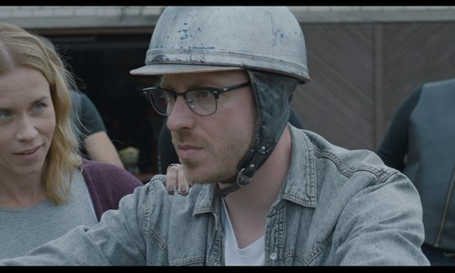 Estonia Now: The Man Who Looks Like Me + Ice