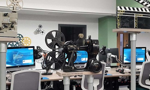 Getting started at the Moving Image Archive
