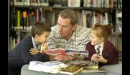Junior book group at Govanhill Library image