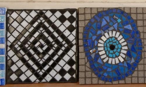Ancient Greek Mosaics