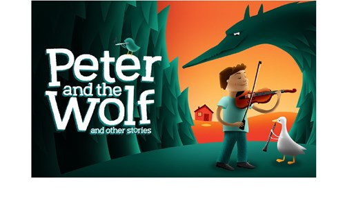 Children's Classic Concerts - Peter and The Wolf
