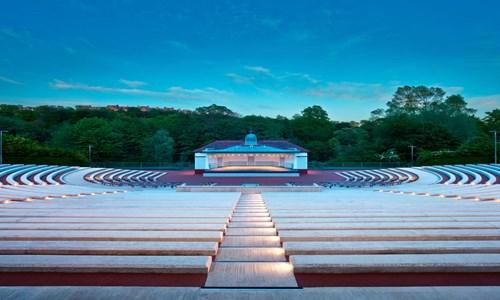 Summer Nights At The Bandstand - Burt Bacharach