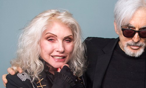 An Evening With Debbie Harry and Chris Stein in Conversation