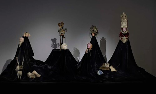 The Theatre of Robert Anton - an exhibition