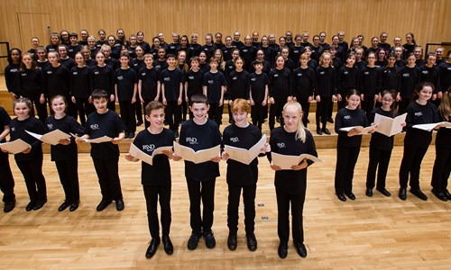 RSNO Junior Chorus 40th Anniversary Concert