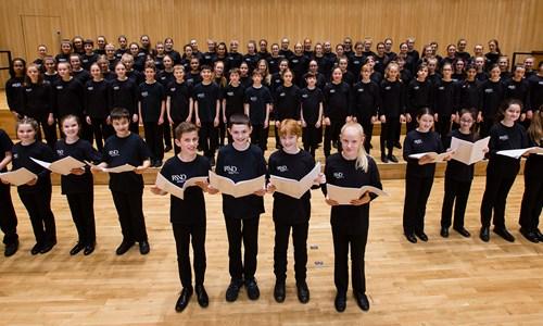 RSNO Junior Chorus 40th Anniversary Concert