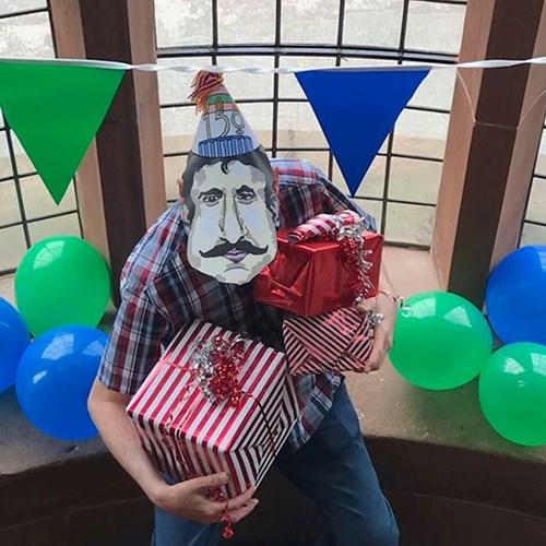Happy Birthday Toshie!