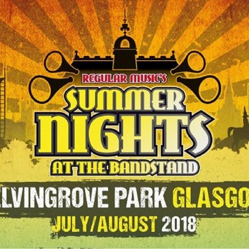 Summer Nights At The Bandstand - First Aid Kit