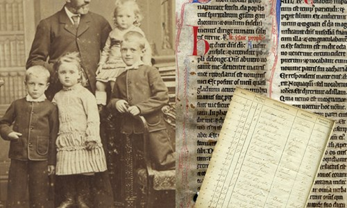 Library Resources for Family History