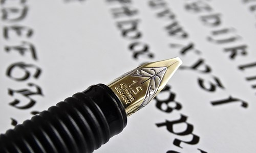 Have A Go: Calligraphy with Glasgow Scribes