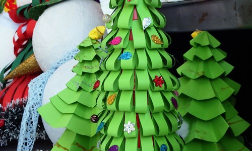 Saturday Art Club: Handmade ornaments