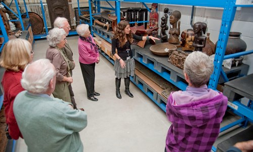 Special Interest Tours - Glasgow and Slavery