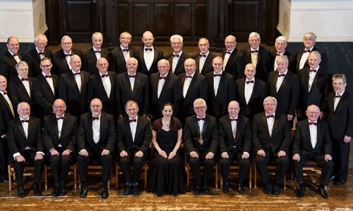Glasgow Philharmonic Male Voice Choir - Christmas Concert
