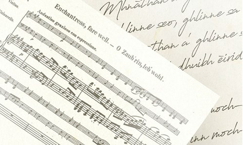 Ludwig Mòr nan Òran - Gaelic songs for Beethoven