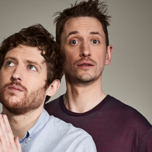 Elis James and John Robins: The Holy Vible Book Tour