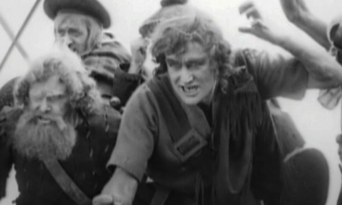 Rob Roy (1922) with live music by David Allison