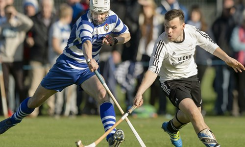 Là Mòr na Camanachd / The Big Day of Shinty: Greenfield