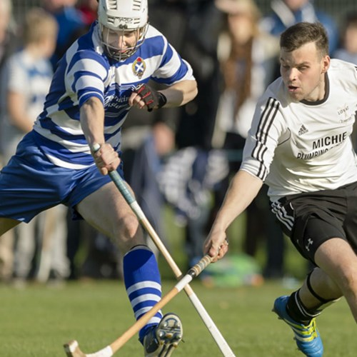 The Big Day of Shinty