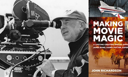 John Richardson, Making Movie Magic