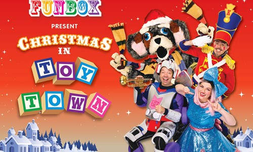 Funbox present Christmas in Toy Town (3:00pm)