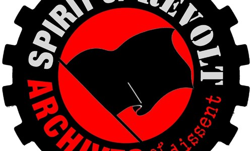 Spirit of Revolt – Archives of Dissent