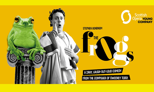Scottish Opera presents: The Frogs 2020