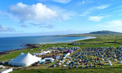 TIREE: A Toast to 10 Years of Tiree Music Festival