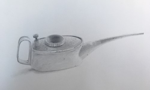 Learn to Draw - Still Life with Pencil
