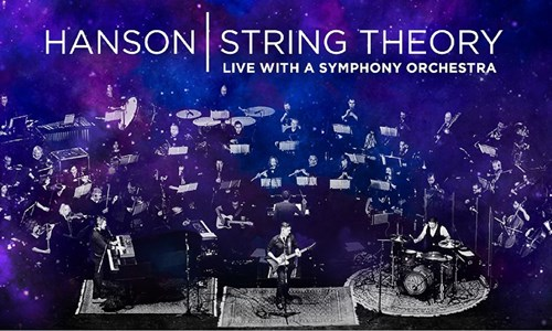 Hanson - String Theory (with live orchestra)