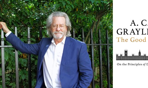 A.C Grayling, On the Principles of Democracy
