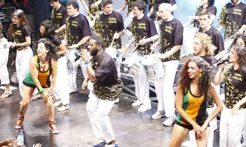 The Encontro Street Band Festival: União das Ilhas