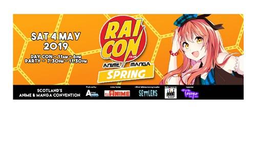 Rai Con Spring 2019