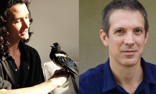 Charlie Gilmour and Jonathan Meiburg - Of Birds and Men