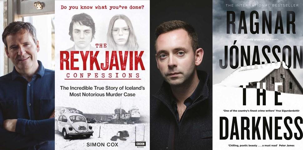 Simon Cox & Ragnar Jonasson The Reykjavik Connection