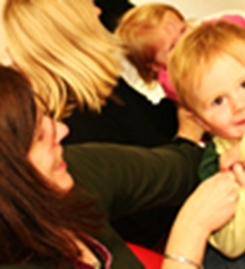 Scots Songs for Bairns – Babies at Glasgow Royal Concert Hall image