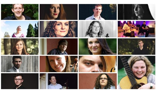 BBC Radio Scotland Young Traditional Musician of The Year 20th Celebration