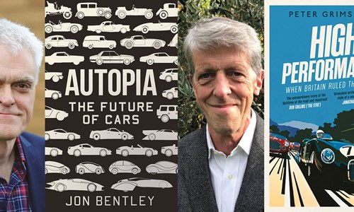 Jon Bentley and Peter Grimsdale, Our Automotive Past and Future.