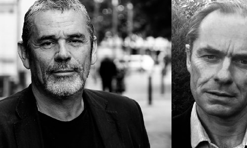 Paul Conroy & Ed Gorman