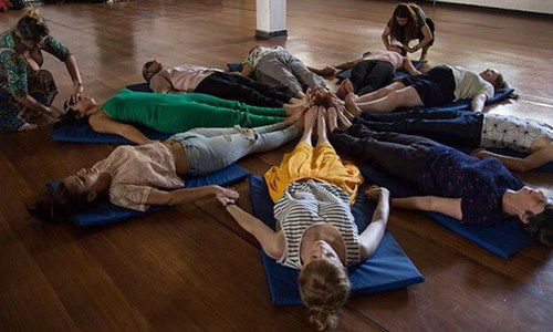 Listening With Our Bodies:  Jessica Gogan and Dasha Lavrennikov
