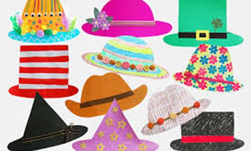 Hurrah for Hats!