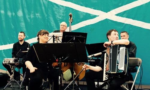 Celtic Connections Ceilidhs: RSCDS Ceilidh with Martainn Skene Scottish Band