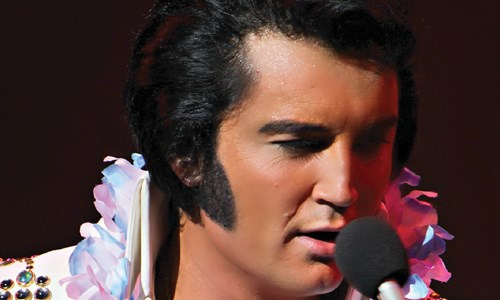 The King is Back - Ben Portsmouth is Elvis - 2019 Show
