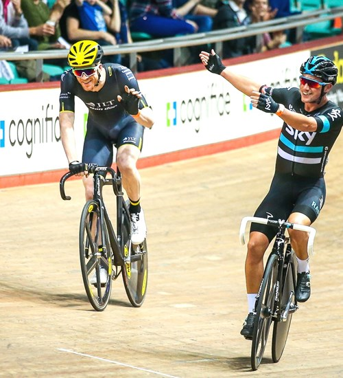 Revolution Cycling Champions League Round 2 at Emirates Arena image