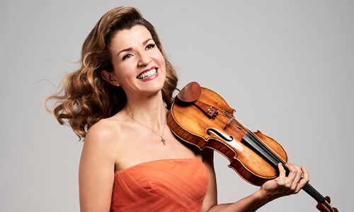 RSNO 2018/19 - Anne-Sophie Mutter in Concert