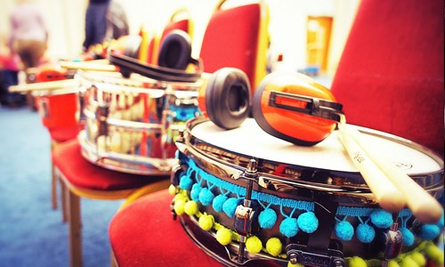 All Age Samba Band (ages 8-adult) with Big Groove